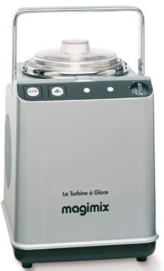 Turbine a glace Magimix miss-pieces.com